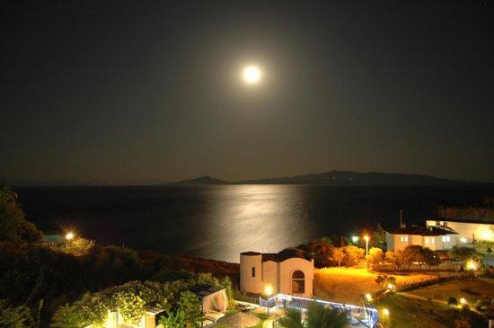 Villa Asina: Muhteşem manzara