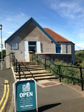 The St Abbs Visitor Centre
