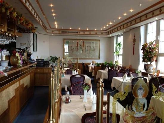 Drachengarten offenbach restaurant bewertungen for Restaurant mannheim hafen