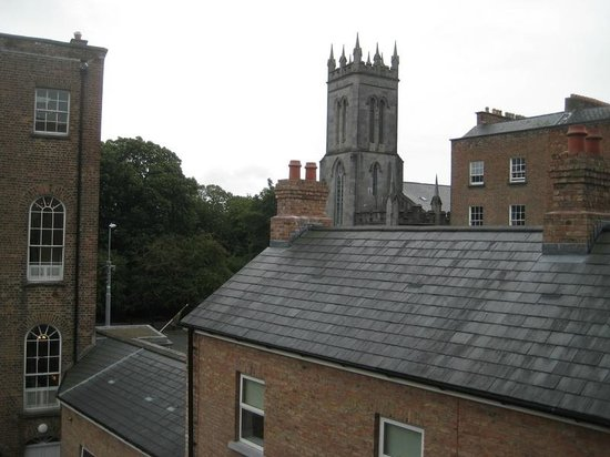 No. 1 Pery Square Hotel & Spa: View from the room