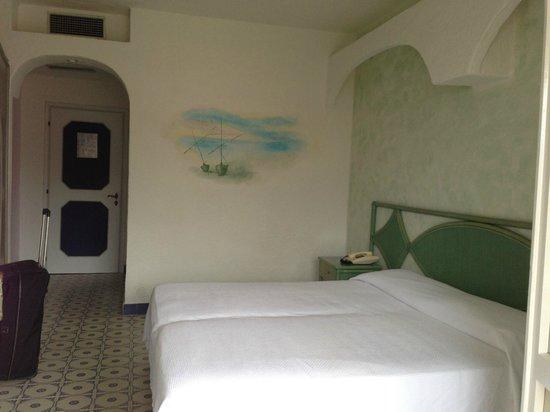 Hotel Cormorano: Bedroom