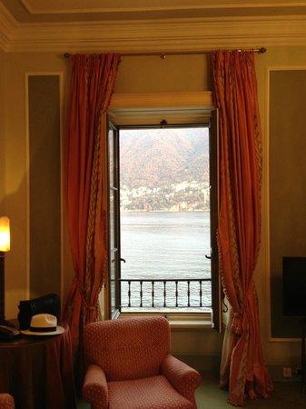 Villa d'Este: The window