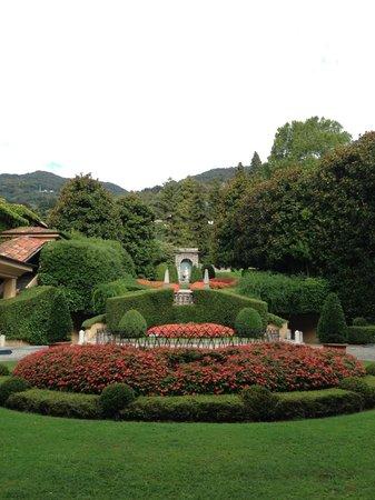 Villa d'Este: Gardens