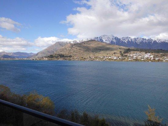 Villa Del Lago : View from balcony