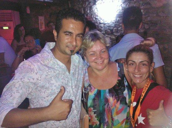 Marbel Hotel : Bora, Lina and Goody
