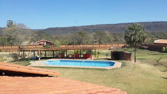 Hotel La Villa Chiquitana: piscina