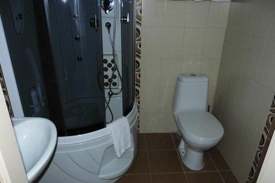 Nevsky Hotel Grand : For lille bruse niche