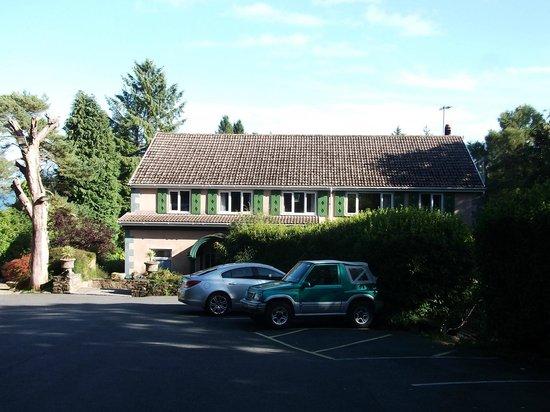 Cwmwennol Country House: hotel