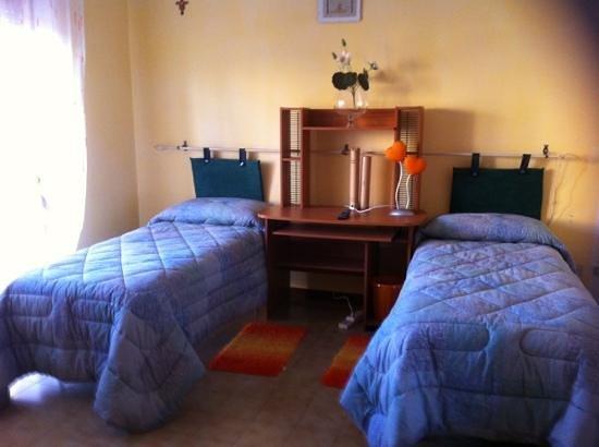 B&B La Roccia : camera doppia
