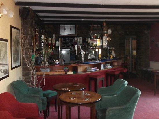 Cwmwennol Country House: bar