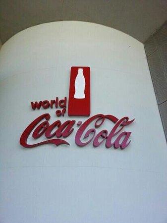 ワールド オブ コカ コーラ