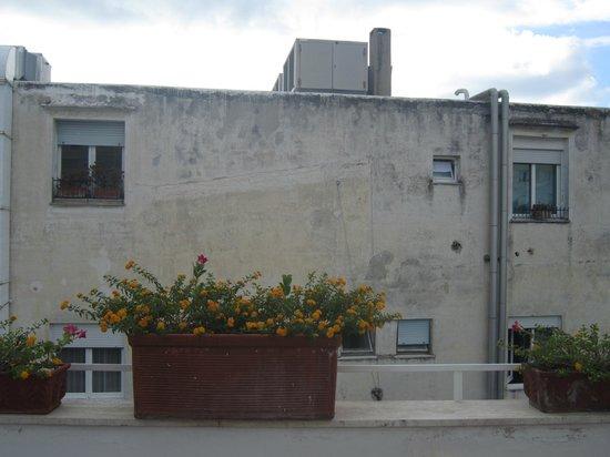 Hotel Villa Sanfelice: La vista dal terrazzo