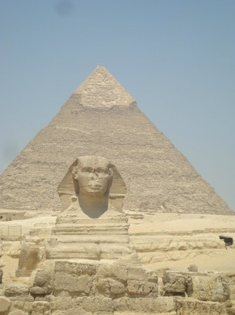 Real Life Egypt - Day Tours: Sphinx
