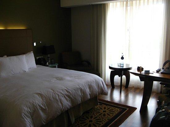Hilton Cape Town City Centre: Excelente cama king size