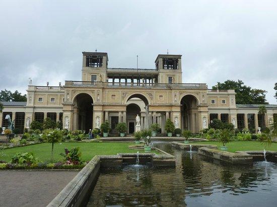 Potsdam's Gardens : L'orangerie