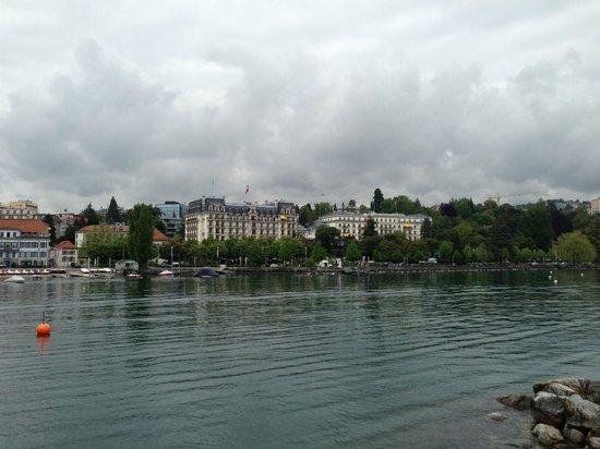 Beau-Rivage Palace : Panoramic