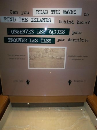 Ontario Science Centre : Muitos desafios para os visitantes.