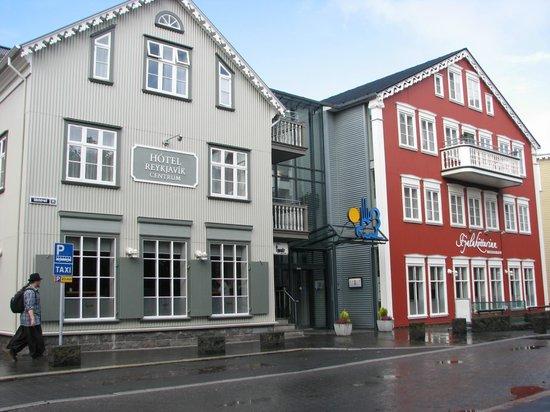 Hotel Reykjavik Centrum: hotel frontage