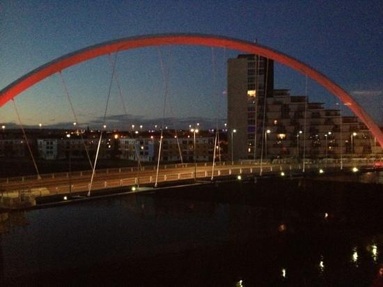 Hilton Garden Inn Glasgow City Centre: View from the fourth floor!