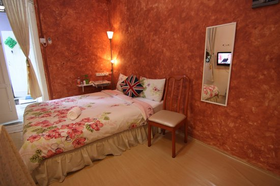 Penang Old House Homestay(B&B): Double room with own bath
