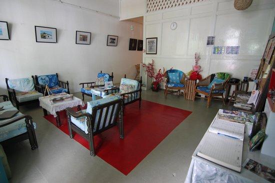 Penang Old House Homestay(B&B): Living area