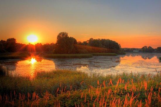 Kalety, بولندا: Kalety - Staw Zielona Dolna