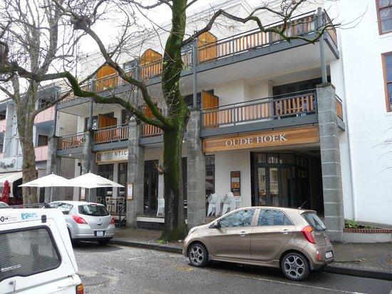 Apprentice Restaurant: facciata