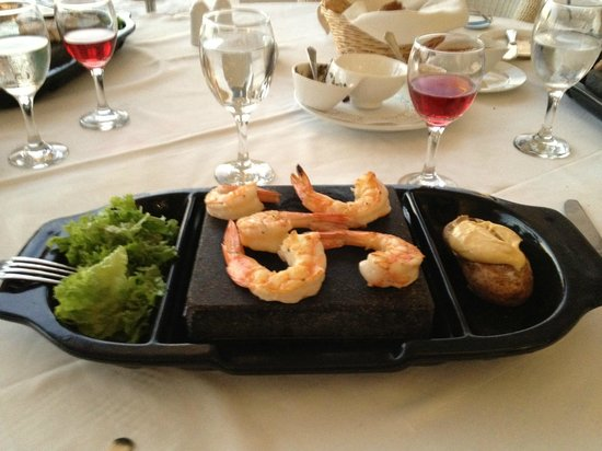 Mandola Rosa Suites & Villas Grecotel Exclusive Resort : The Food