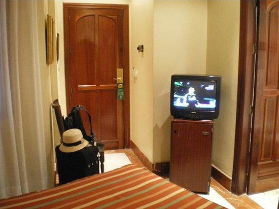 Hotel Baco: remote didn't work