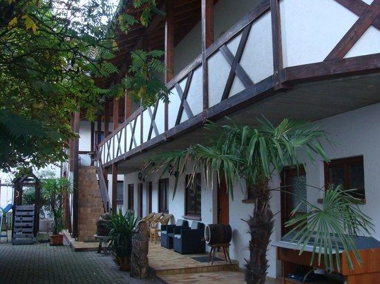 Gasthaus-Hotel Zum alten Salzfass: Gästehaus
