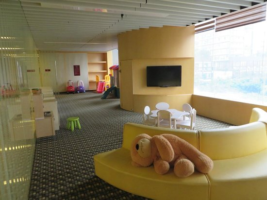 Oakwood Residence Funder Chengdu: children room