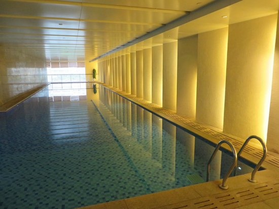 Oakwood Residence Funder Chengdu: swimming pool