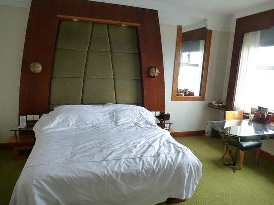 Tibet Hotel: Our room - excellent standard