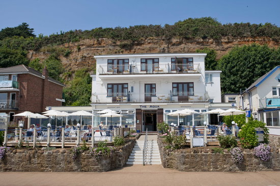 Aqua Hotel The On Seafront Shanklin
