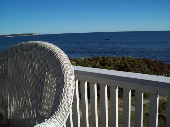 Avonlea, Jewel of the Sea: Breathtaking front porch view