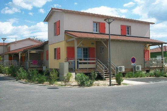 Residence La Grenadine: apartementen in le grand bleu grenadine