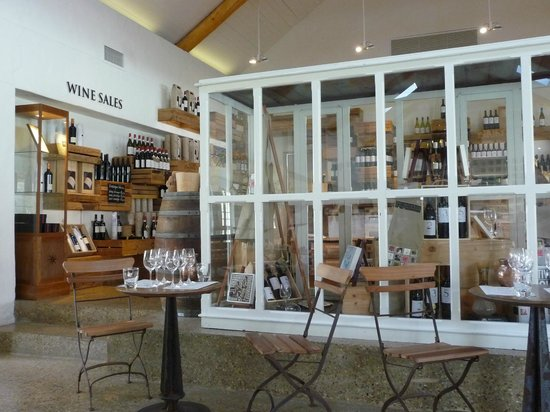 Spier Wine Farm: vini