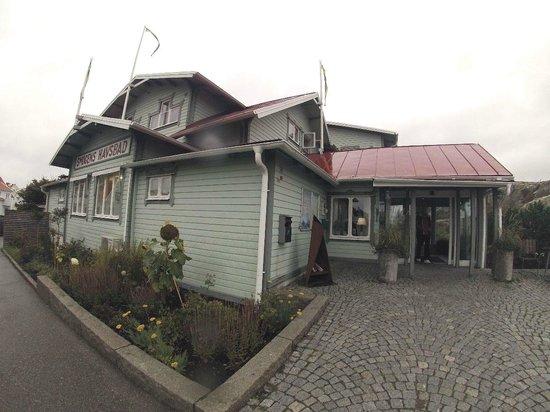 Smogens Hafvsbad: main building
