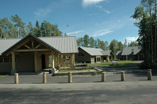 Wrangell-St. Elias National Park & Preserve Visitor Center