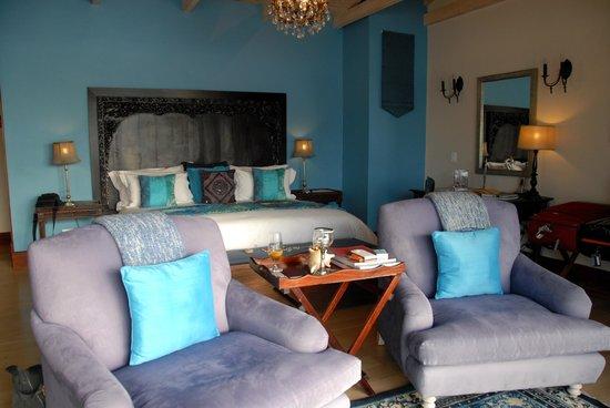 Tintswalo Atlantic: el dormitorio