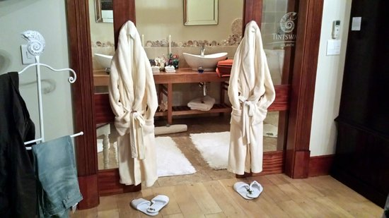 Tintswalo Atlantic : el baño