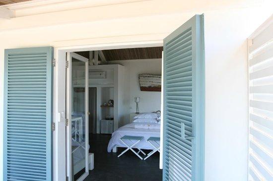 salon de la maison - Picture of Bakwa Lodge, Rodrigues Island ...