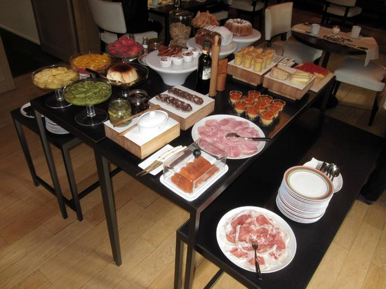 Maison Troisgros: Petit déjeuner