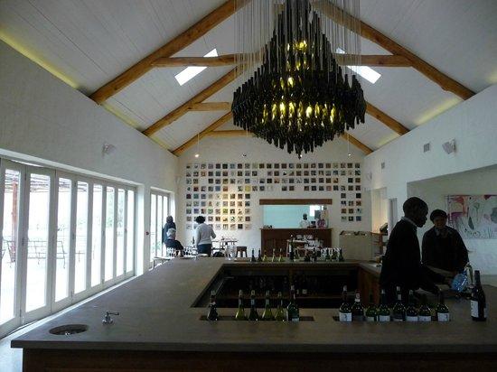Spier Wine Farm: bancone