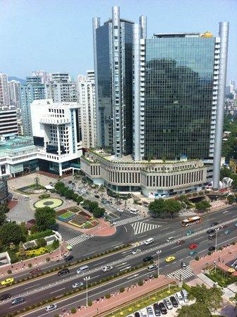 The Garden Hotel Guangzhou: Landscape