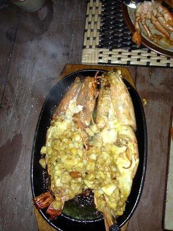 Putumayo: Garlic Tiger Prawns