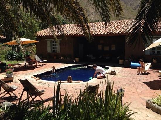 Hacienda Piman Garden Hotel: piscina agradable