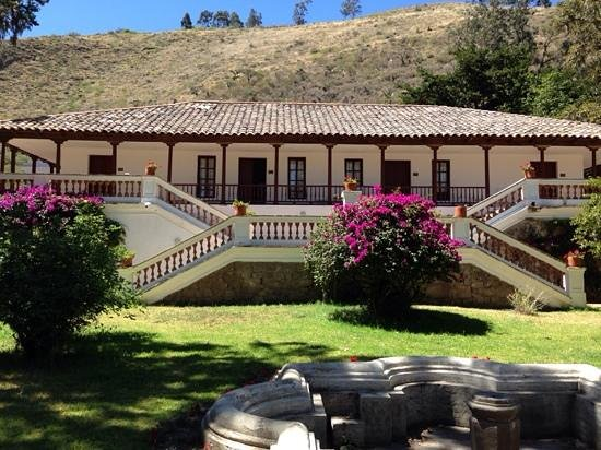 Hacienda Piman Garden Hotel : linda casa de campo