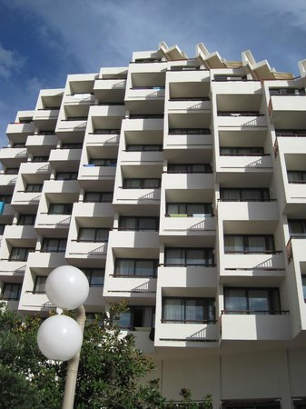Hotel Meteor: .