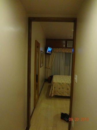 Majestic Rio Palace Hotel: tiene tv LCD..